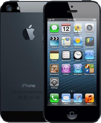 iPhone 5 - iPhone 5